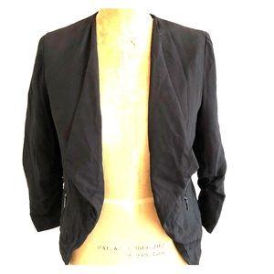 Black suit jacket / blazer Size 4